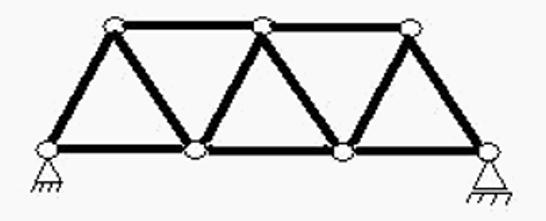 SW przykład kratownica
