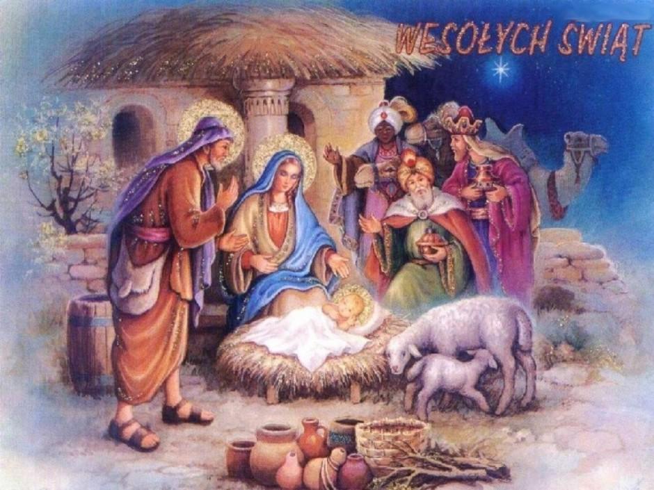 Życzenia świąteczne z okazji Świąt Bożego Narodzenia