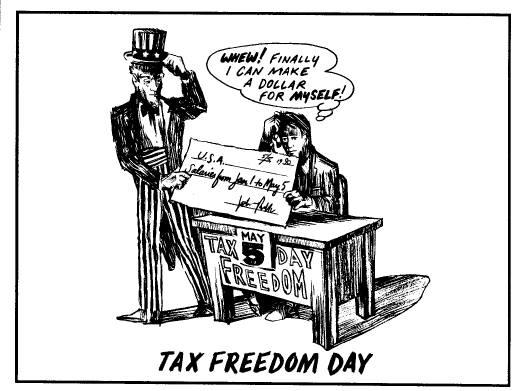 Dzień wolności podatkowej